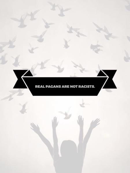 Real Pagans Racism